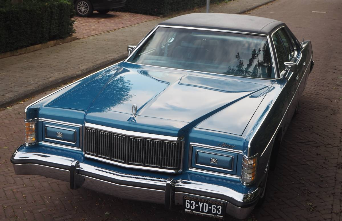 1975 Marquis left angle front